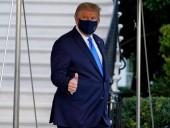 Трамп назвал коронавирус чумой и опроверг слухи о состоянии своего здоровья