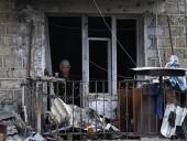 Конфликт в Нагорном Карабахе: что известно о ситуации в Степанакерте