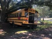 В США полиция устроила погоню за угнавшим школьный автобус ребенком