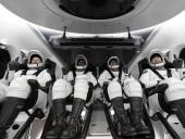 SpaceX и NASA запустили астронавтов на Международную космическую станцию