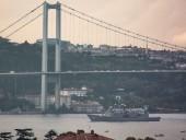 ВМС Египта впервые отправили боевые корабли в Черное море - для учений с Россией