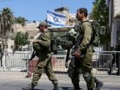В Израиле сбили две ракеты, выпущенные из сектора Газа
