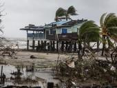 В Центральной Америке от урагана