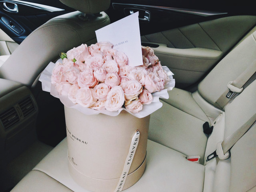 Оперативная доставка цветов по Москве