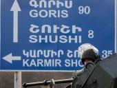 Ситуация в Карабахе: от взрыва мины погиб как минимум один человек, среди раненых российский миротворец