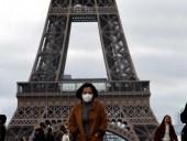 Власти Франции пообещала ослабление карантина перед Рождеством