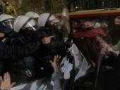 Полиция Варшавы применила оружие во время столкновений с националистами
