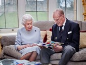 Елизавета II и принц Филипп отмечают 73-ю годовщину свадьбы