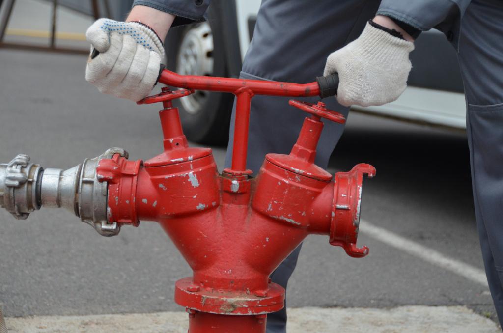 Пути для экспорта пожарных гидрантов