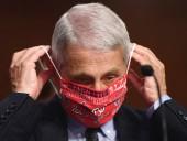 Главный инфекционист США считает, что маски нужно будет носить даже при наличии вакцины от COVID-19