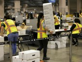 Президентские выборы в США: в Филадельфии приостановили подсчет голосов