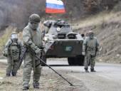 Ситуация в Карабахе: саперы ВС России начали разминирование территорий региона