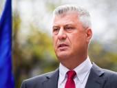 Спецсуд в Гааге арестовал президента Косово
