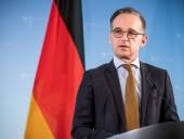 COVID-19: глава МИД Германии во второй раз пошел на самоизоляцию