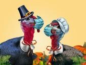 Несмотря на пандемию: в США празднуют День благодарения