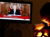 Великобритания: премьер-министр заявил о введении в Англии нового локдауна