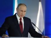 Путин: Россия введет миротворцев в Карабах