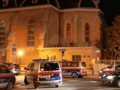 """В Вене возле синагоги террорист подорвал """"пояс смертника"""""""