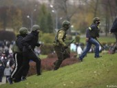 Количество задержанных на протестах в Беларуси перевалила за 1 тыс. человек - правозащитники