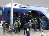Протесты в Беларуси: во время воскресных демонстраций задержаны уже почти 800 человек