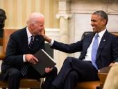 Обама трогательно поздравил Байдена с победой