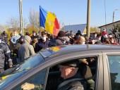 Выборы в Молдове: на границе с Приднестровьем освистали наблюдателя из РФ, произошли столкновения с полицией