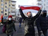 В Беларуси сообщили о задержании участников воскресного протеста