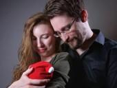Сноуден впервые стал отцом