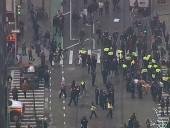 В Нью-Йорке автомобиль влетел в толпу людей, есть пострадавшие