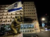 В Израиле снесли памятник протестов против Нетаньяху