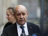 Глава МИД Франции: Париж и Берлин продолжат прилагать усилия для достижения мира в Украине