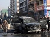 В Афганистане очередные теракты: взрыв и расстрел прокурора