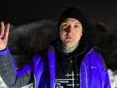 Российский активист Котов вышел на свободу