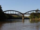 В Бразилии с моста упал автобус, 14 человек погибли