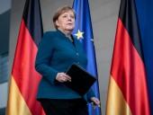 Пандемия: Меркель заявила, что из-за вспышки COVID-19 - Германии