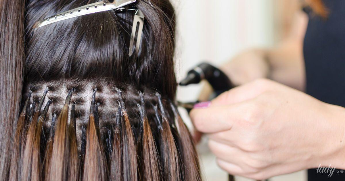 Современные технологии наращивания волос в Минске