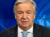 Миру необходимо глобальное сотрудничество в борьбе с COVID-19 — генсек ООН