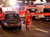 В немецком городе Трир автомобиль совершила наезд на людей: есть жертвы