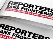 """""""Репортеры без границ"""": в тюрьмах мира удерживают более 380 журналистов"""