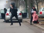 Протесты в Беларуси: в Минске уже около 100 задержанных