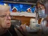 Канада начала вакцинацию от коронавируса