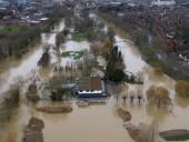 На Британию и Францию обрушился мощный ураган