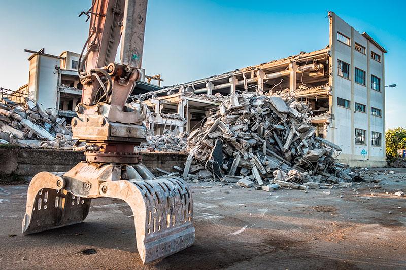 Профессиональный демонтаж заводов и металлоконструкций по выгодным ценам