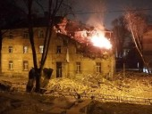 В результате взрыва жилого дома в Риге погиб один человек