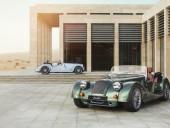 Остатки от производства элитных спорткаров Morgan используют для изготовления алкоголя