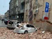 Из-за землетрясения в Хорватии погибли по меньшей мере 7 человек