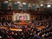 Палата представителей США поддержала ужесточение санкций против