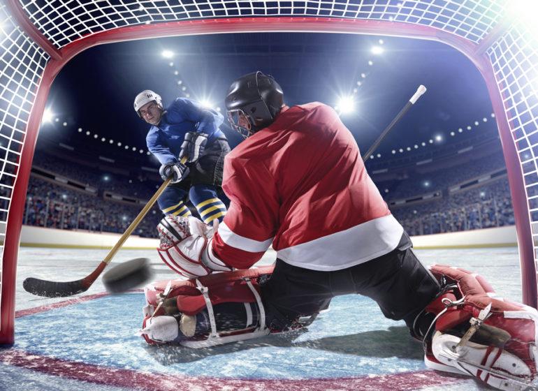 Самые выгодные коэффициенты на хоккей