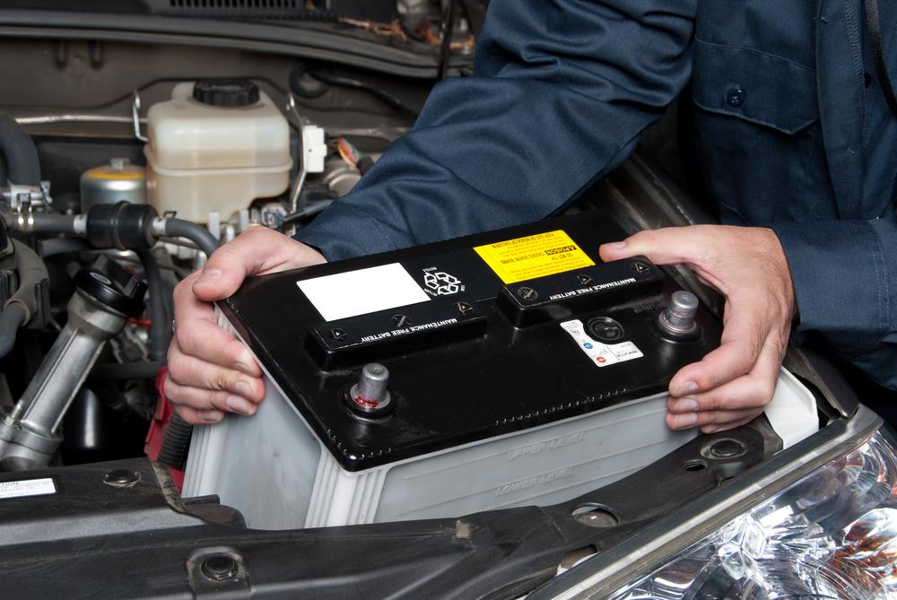 Аккумуляторы для легковых и грузовых машин