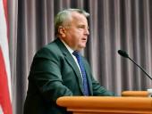 Посол США в Москве: мы с союзники не ослабим санкции против России, из-за её действий в Украине
